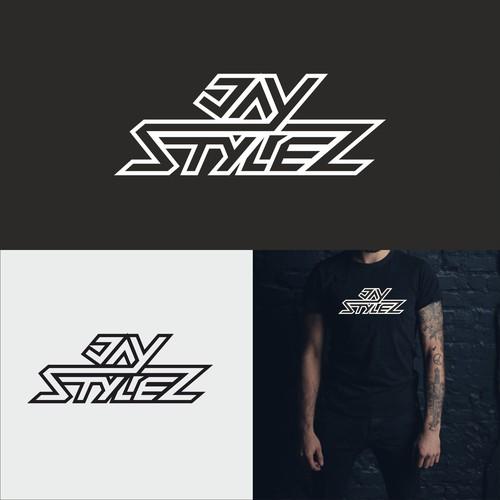 Logo design concept for DJ Jay stylez