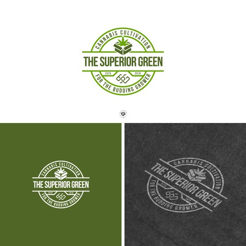 THE SUPERIOR GREEN LOGO