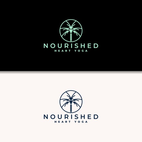 Logo for Nourished