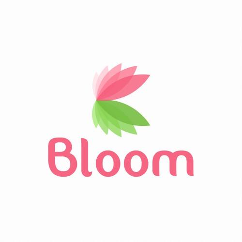 Bloom Logo Design