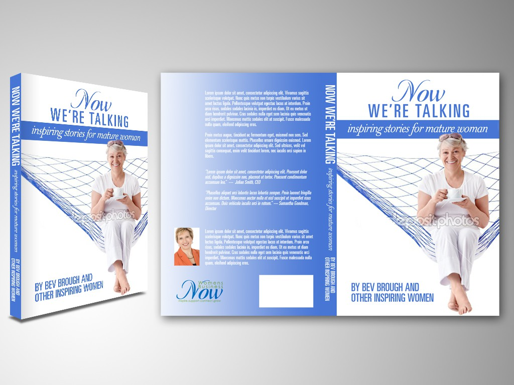 BOOK COVER FOR A BOOK SERIES - The person who wins this contest will also design the series.