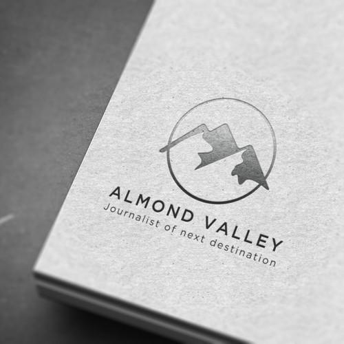 ALMOND VALLEY logo