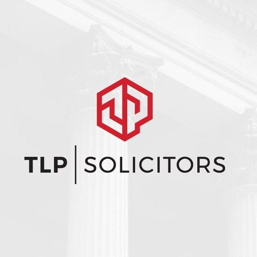 Branding designs for TLP Solicitors