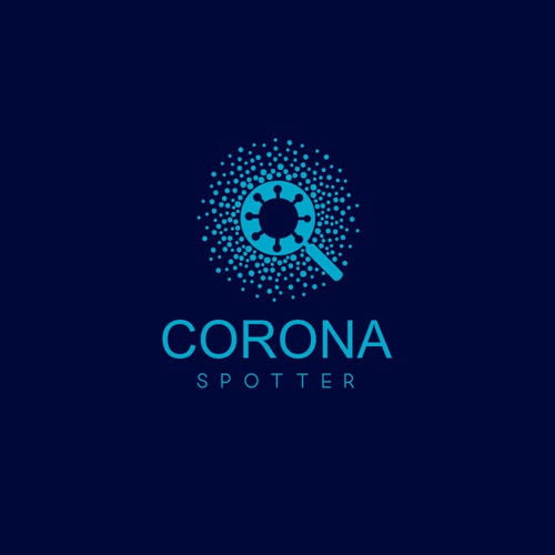 Corona spotter logo