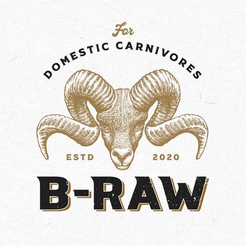Logo design for B-RAW