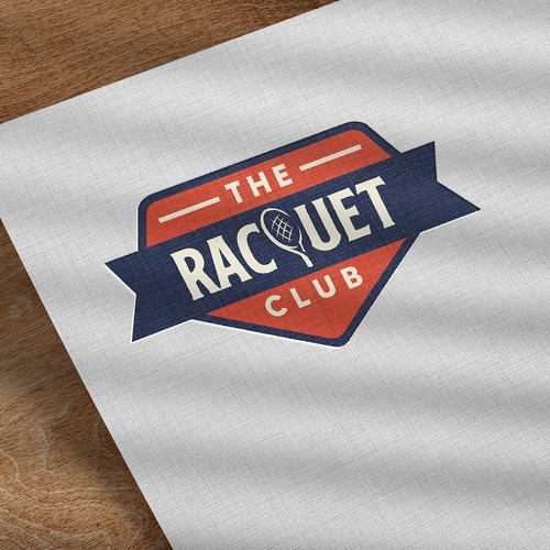 The Racquet Club logo