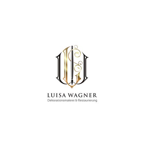 LUISA WAGNER logo