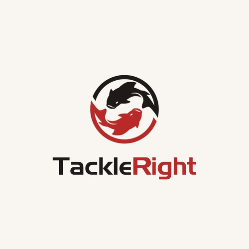 Fishing Tackle retailer needs clean , modern design logo !!(TackleRight)