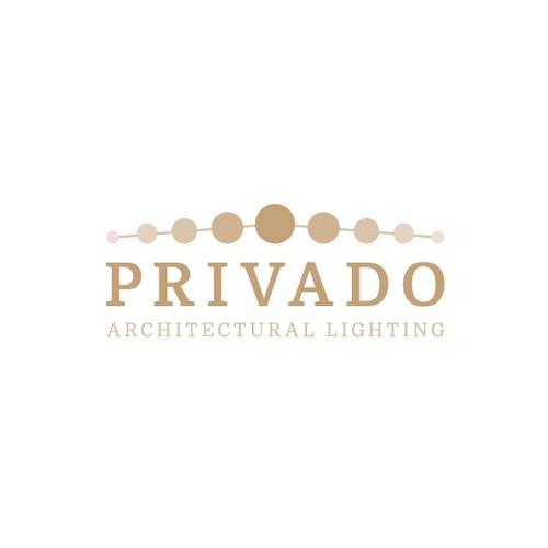 Logo design for architectural lighting brand in Europe