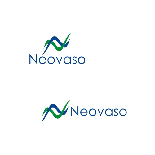 Create new logo for medical device start-up Neovaso