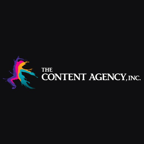 Create the next logo for The Content Agency, Inc.