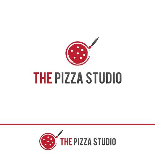 Logo for the Pizza Studio
