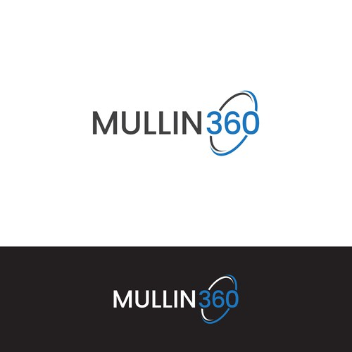 Mullin360 logo development