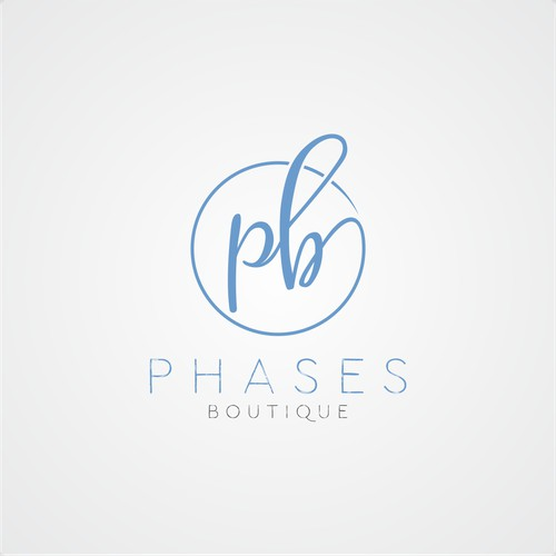 Logo concept for online Boutique
