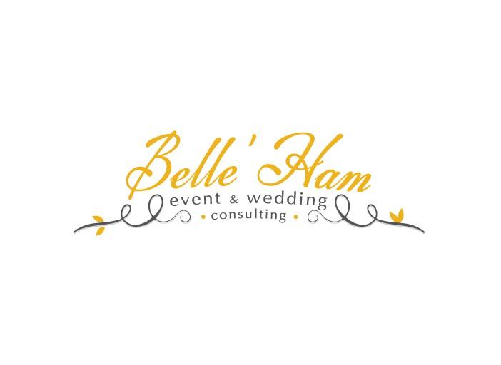 FIRST EVER logo for Belle'Ham!