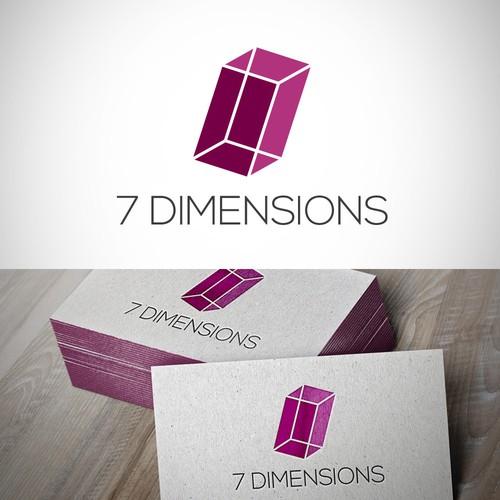 Logo Design for 7 Dimensions