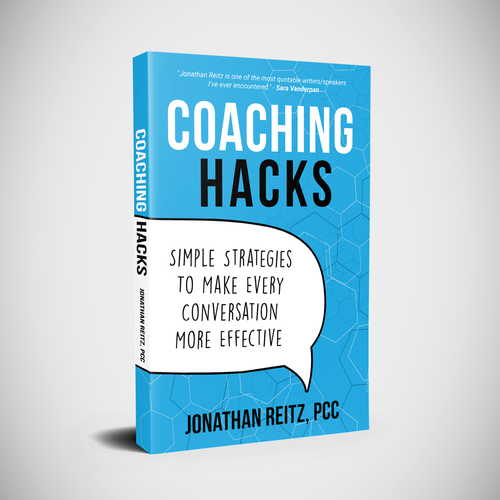 "Book Cover for ""Coaching Hacks"""