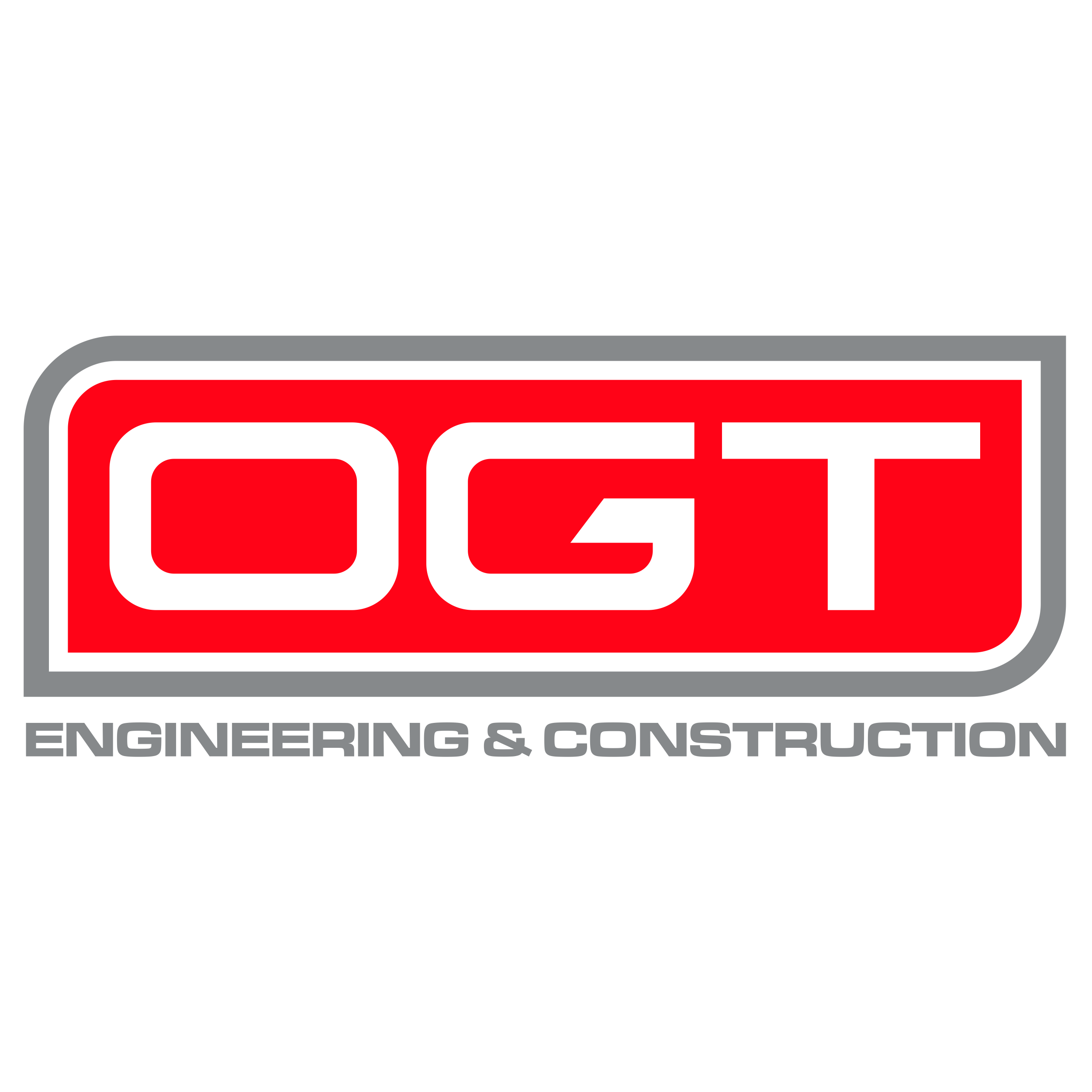 Logo design for an oil and gas engineering and construction company