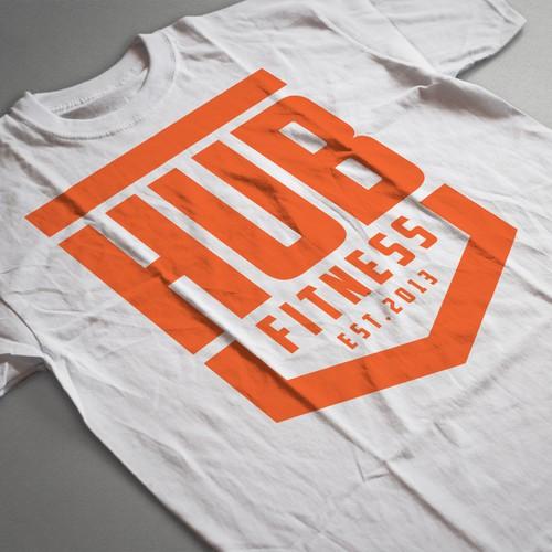 Logo Fitness : HUB Fitness