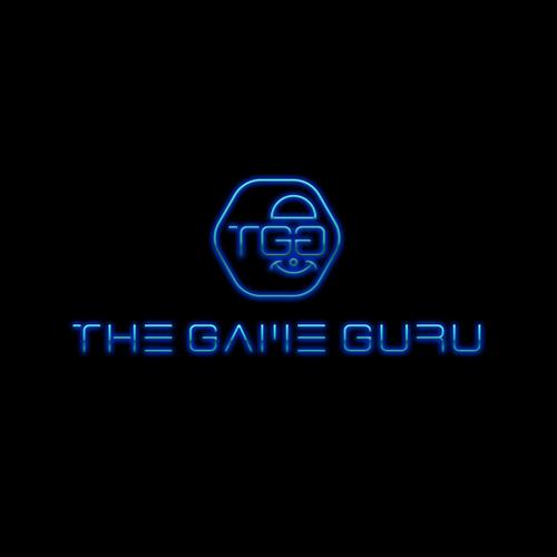 Logo concept for gaming website