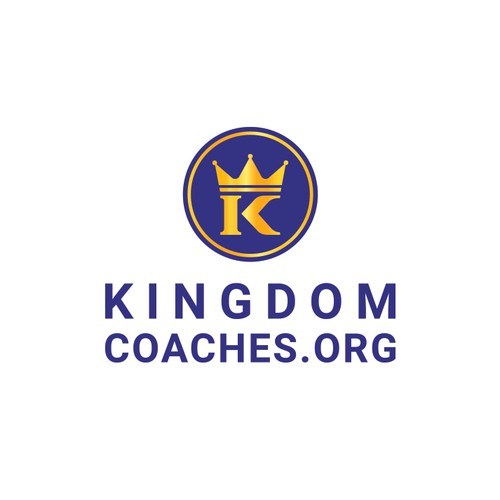 Logo for Kingdom Coaches