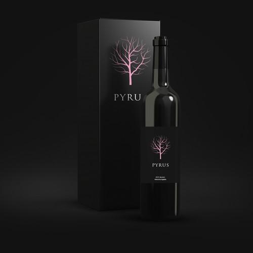 Logo of wine label