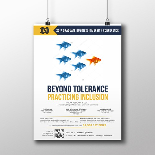 Poster for  Conference