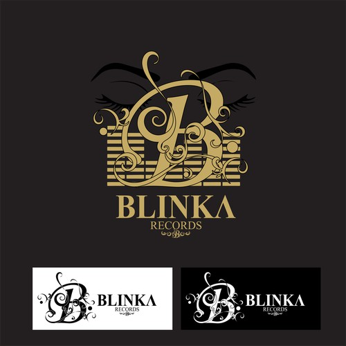 Golden Record Label Logo