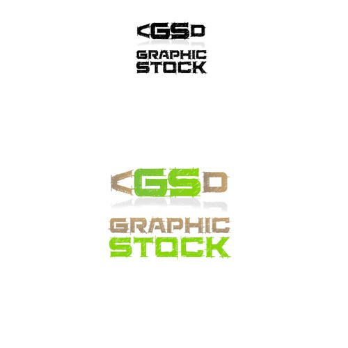 GraphicStock needs a new logo