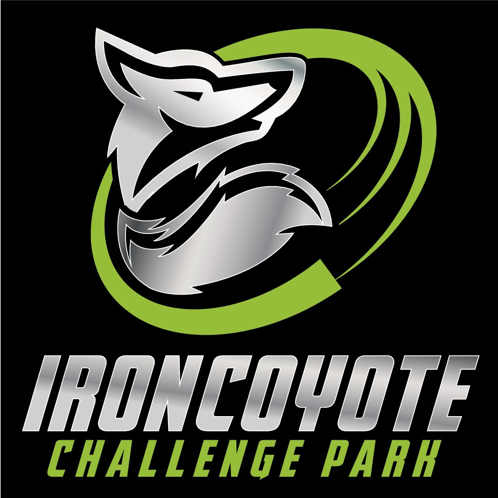 Iron Coyote, Ninja Warrior Gym needs an AWESOME logo