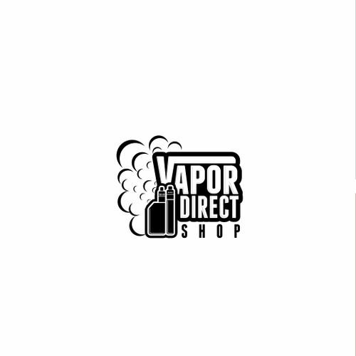 ~~~~ VaporDirect.Shop logo design ~~~~ Guaranteed