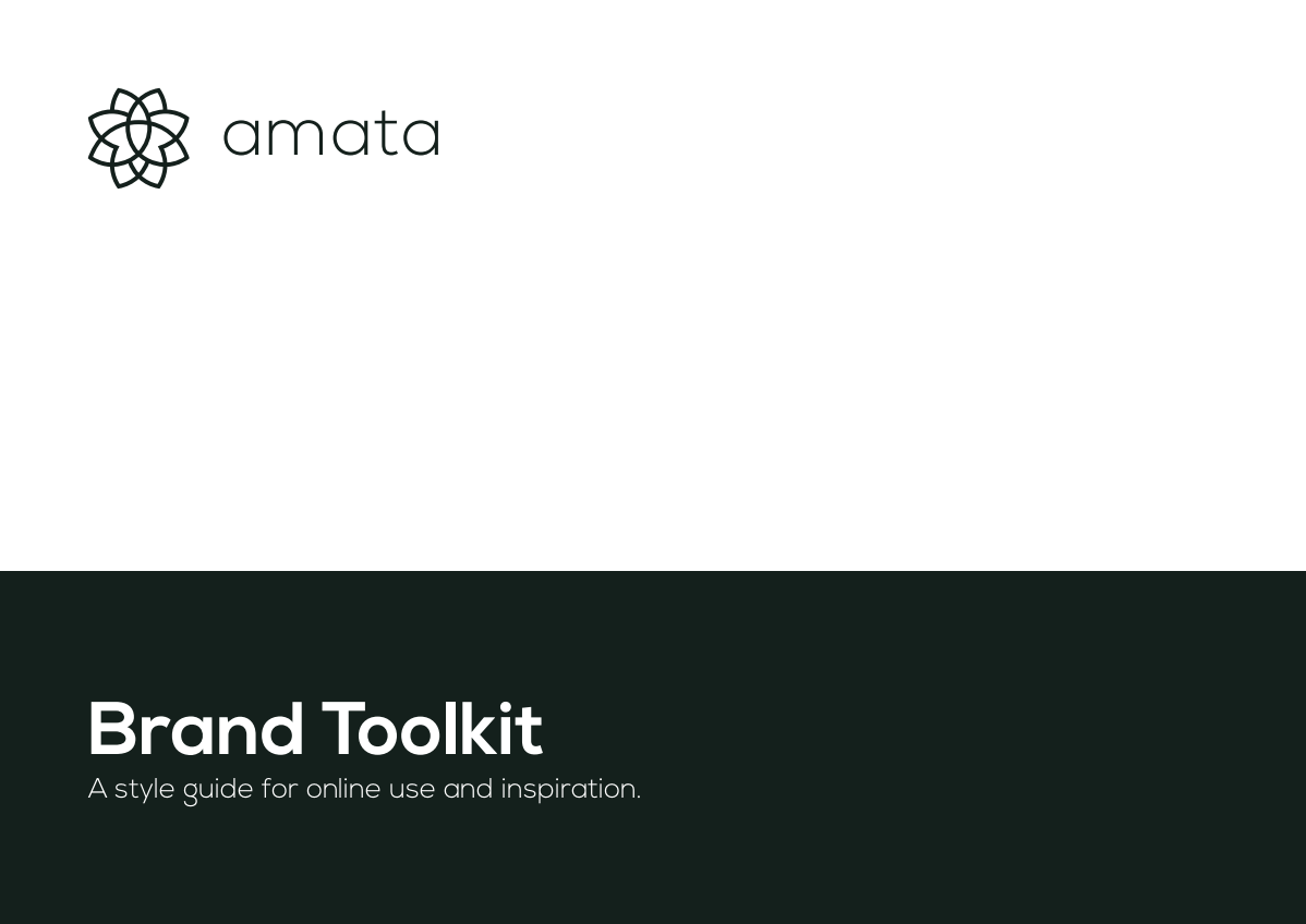 Amata Financial Technologies Design Guide
