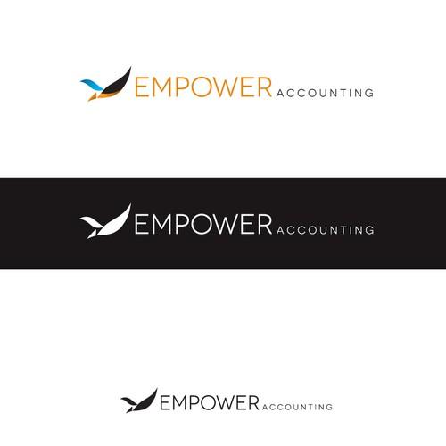 Create an innovative Logo for an accounting company