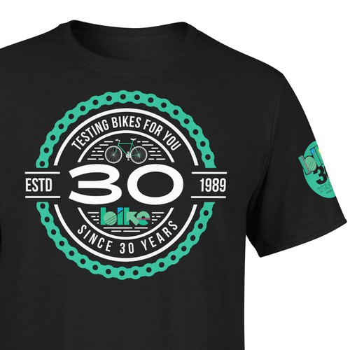 30th Anniversary Tshirt