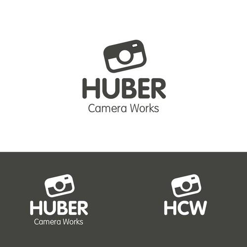 Minimal logo design concept