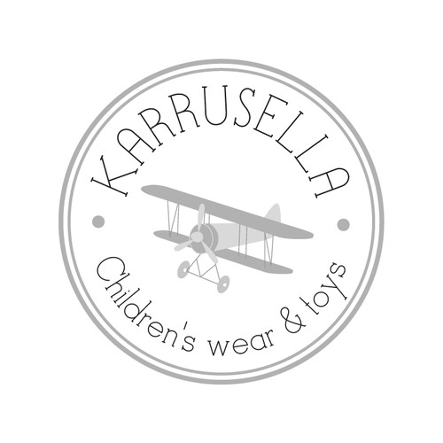 Karrusella Children's Toys and Clothing Needs New Logo