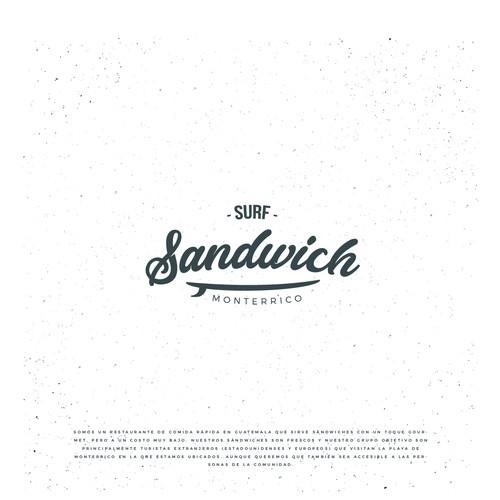 Logo Surf Sandwich