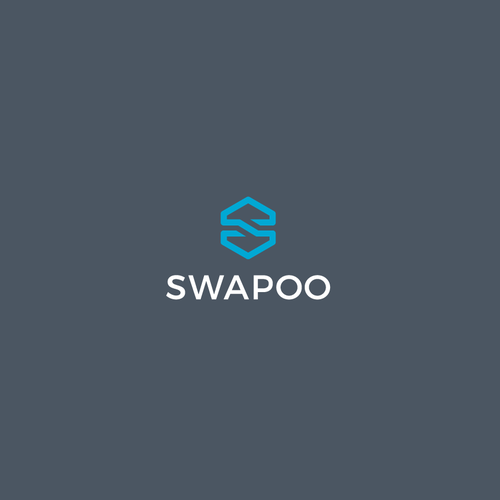 Bold logo concept for Swapoo