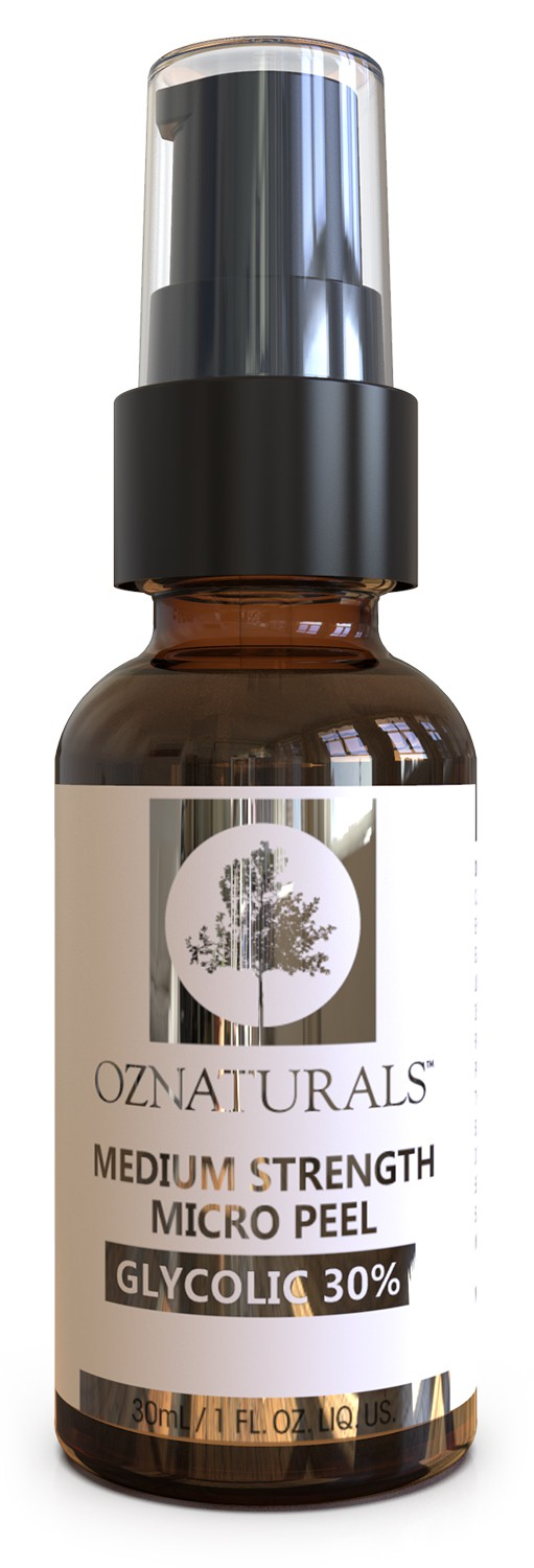 Web + print Images for OZNaturals