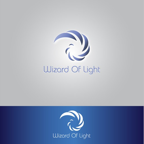 Create a logo for Wizard Of Light