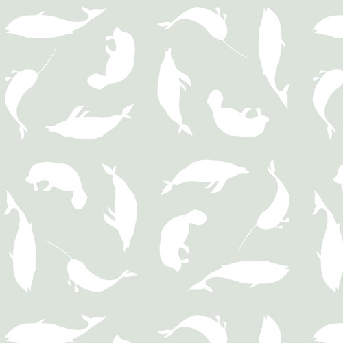 Marine Mammals Pattern