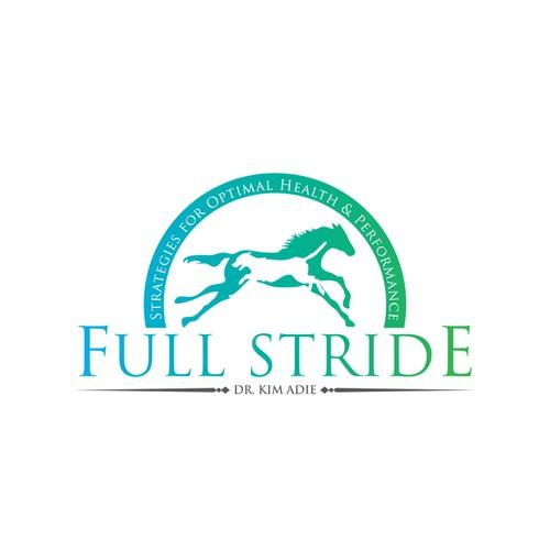 'Full Stride' needs a new logo