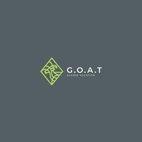 goat line logo