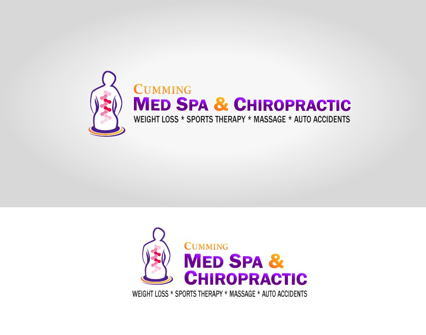 logo for Cumming Med Spa & Chiropractic