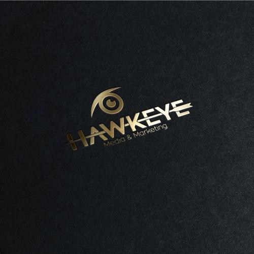 Logo design for marketing company.