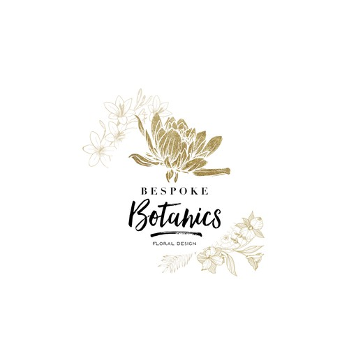 Create a elegant and timeless logo for new florist