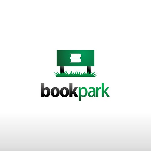Logo for Book Park