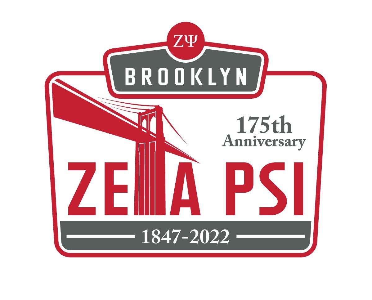 175th Zeta Psi Anniversary - Alternate Log0