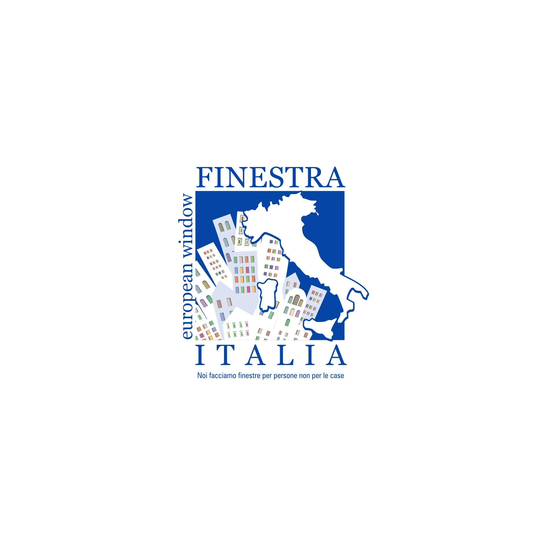 Restyling logo Finestra Italia