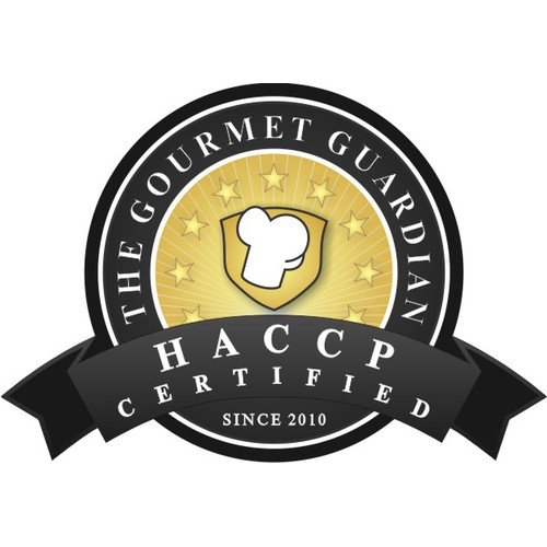 The Gourmet Guardian HACCP Logo